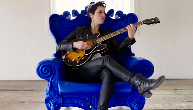 2/24/19 – Gina Chevez at The Ark