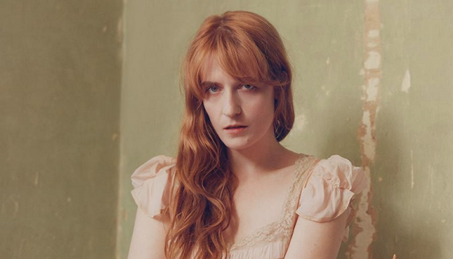 Florence + The Machine: Touring While Sober Is Lonely