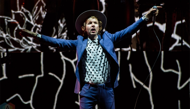 Beck, Cage The Elephant & Spoon at DTE!