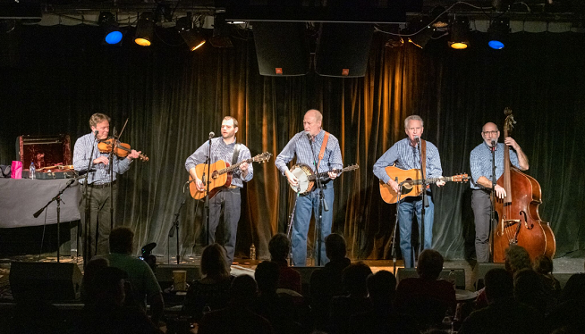 7/20/19 – RFD Boys, Oshima Brothers, Freddy and Francine at The Ark's Art Fair Stage on Main