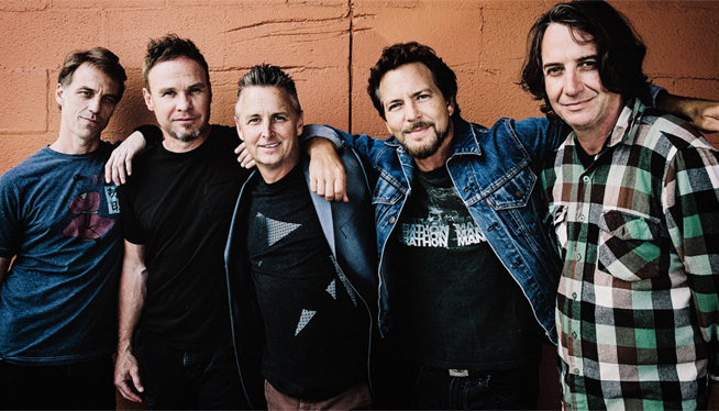 Pearl Jam: Record Store Day Ambassadors