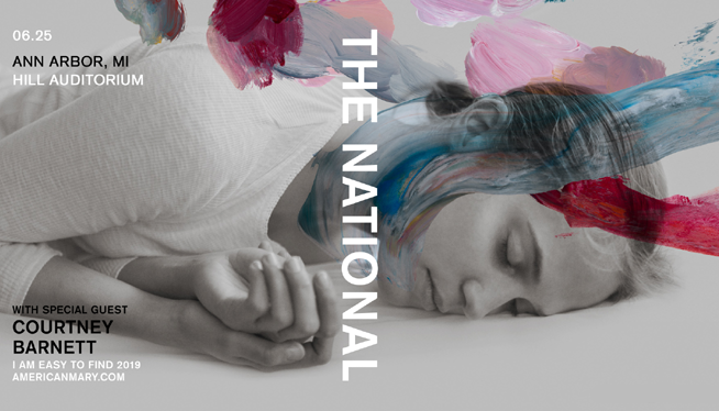 107one Presents The National & Courtney Barnett