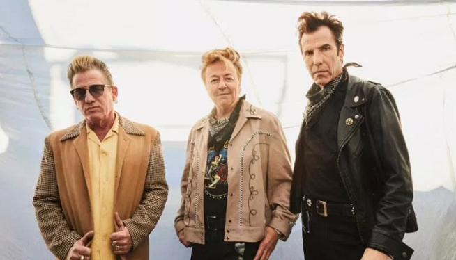 8/15/19 – The Stray Cats at Frederik Meijer Gardens Amphitheater