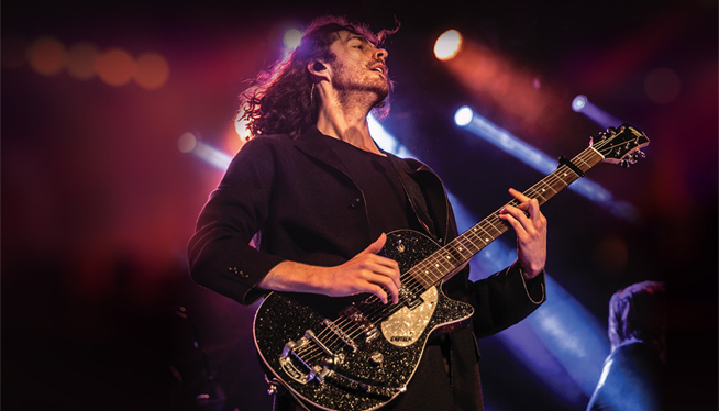 Hozier: Number One, Baby!