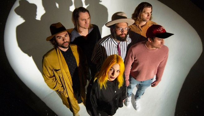 10/15/19 – The Head & The Heart at The Fillmore