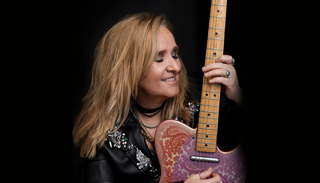 Melissa Etheridge Plays Three for Saturday Sessions