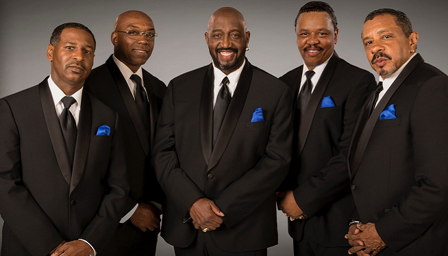 7/28/19 – The Temptations, The Righteous Brothers at Frederik Meijer Gardens Amphitheater
