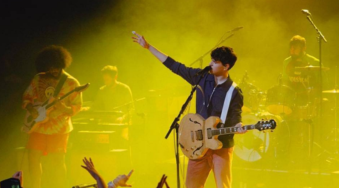 Vampire Weekend: New York State of Mind