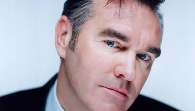 Morrissey: Stop Us If You've Heard This One Before