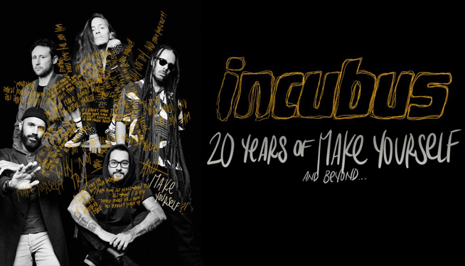 Beat The Box Office with Incubus
