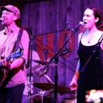 6/26/19 – Emily Slomovitz & Billy King, Room 1078 at Top of the Park