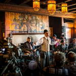 6/20/19 – Planet D Nonet, The Aston Neighborhood Pleasure Club at Top of the Park