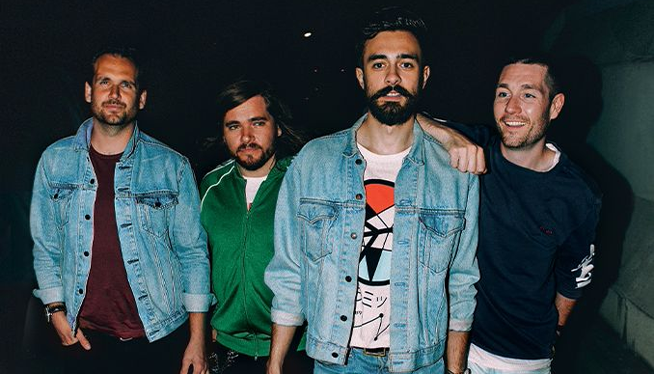 Win Your Way In to see Bastille