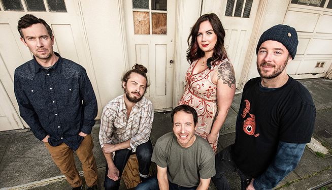 8/2/19 – Yonder Mountain String Band at The Ark