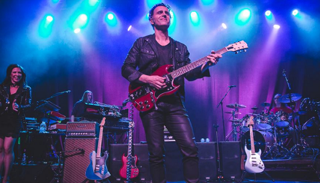 9/20/19 – Dweezil Zappa at The Michigan Theater