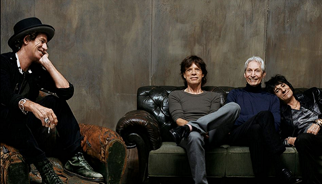 The Rolling Stones: Starting Up the No Filter Tour