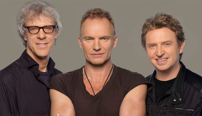 The Police: Sting & Stewart Copeland Reunited