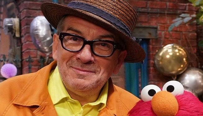 Elvis Costello: Tapes Sesame Street 50th Anniversary Special