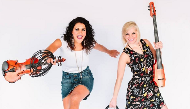 8/1/19 – The Moxie Strings at 20 Front Street