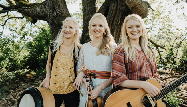 7/30/19 – The Gothard Sisters at The Ark