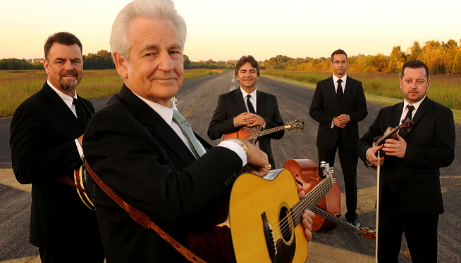 8/18/19 – Del McCoury Band at The Ark