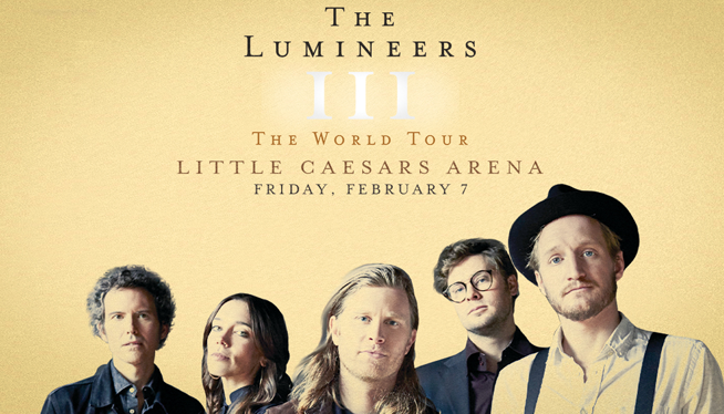 Win Tickets to see The Lumineers