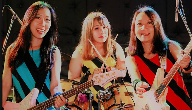9/28/19 – Shonen Knife at Magic Bag