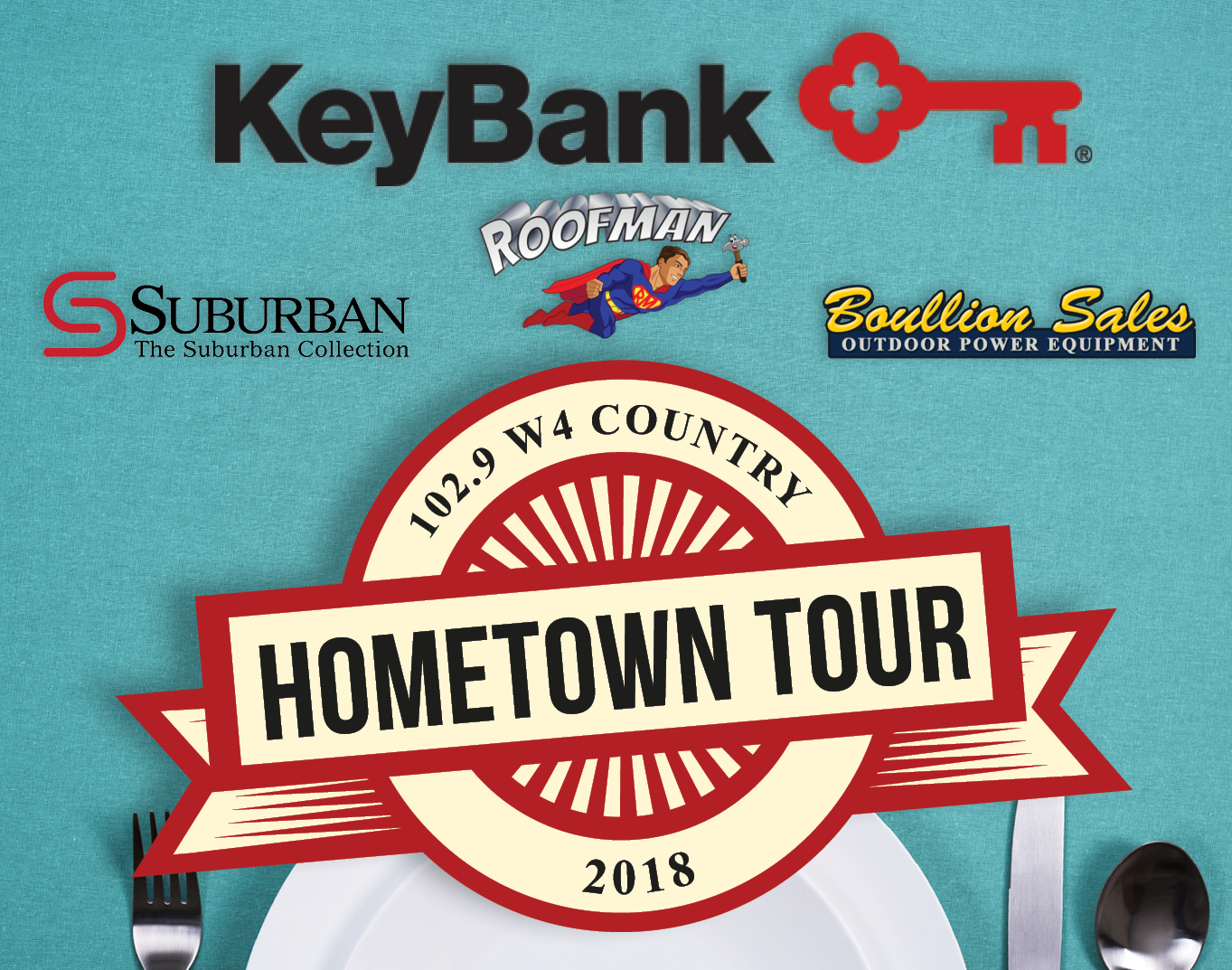 Hometown Tour 2018