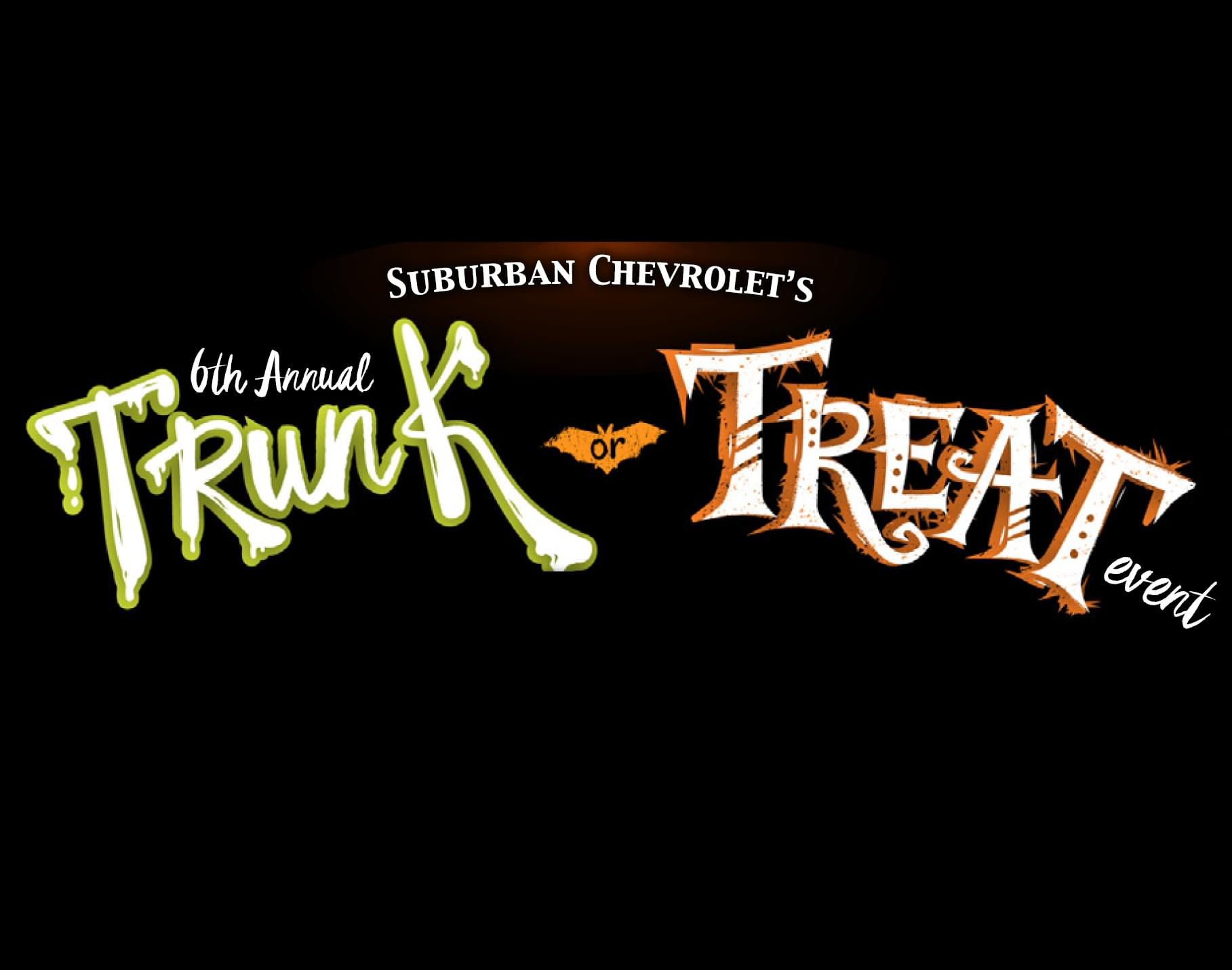 Suburban Trunk or Treat 2018