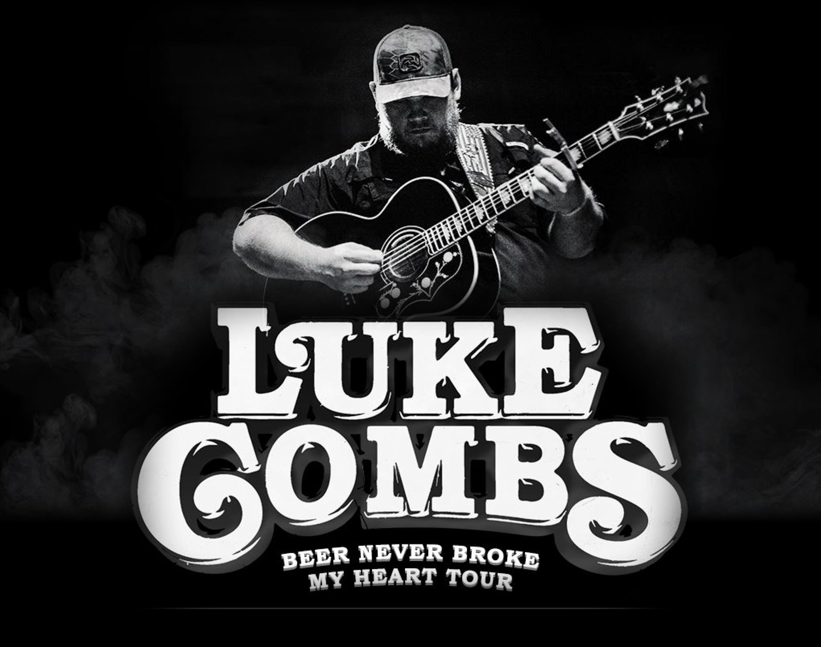 Luke Combs Live at DTE