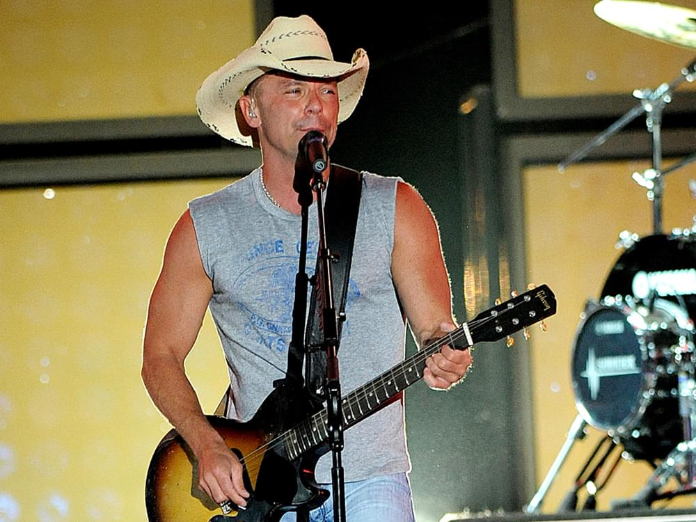 "Kenny Chesney Releases Savory New Single, ""Tip of My Tongue"" [Listen]"
