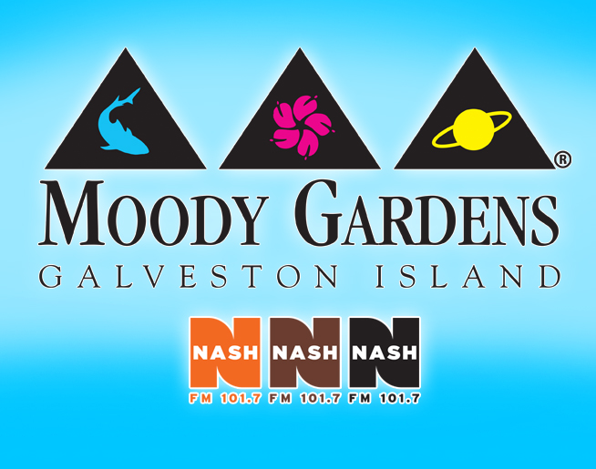 Moody Gardens Giveaway – Register to Win! | KAYD-FM