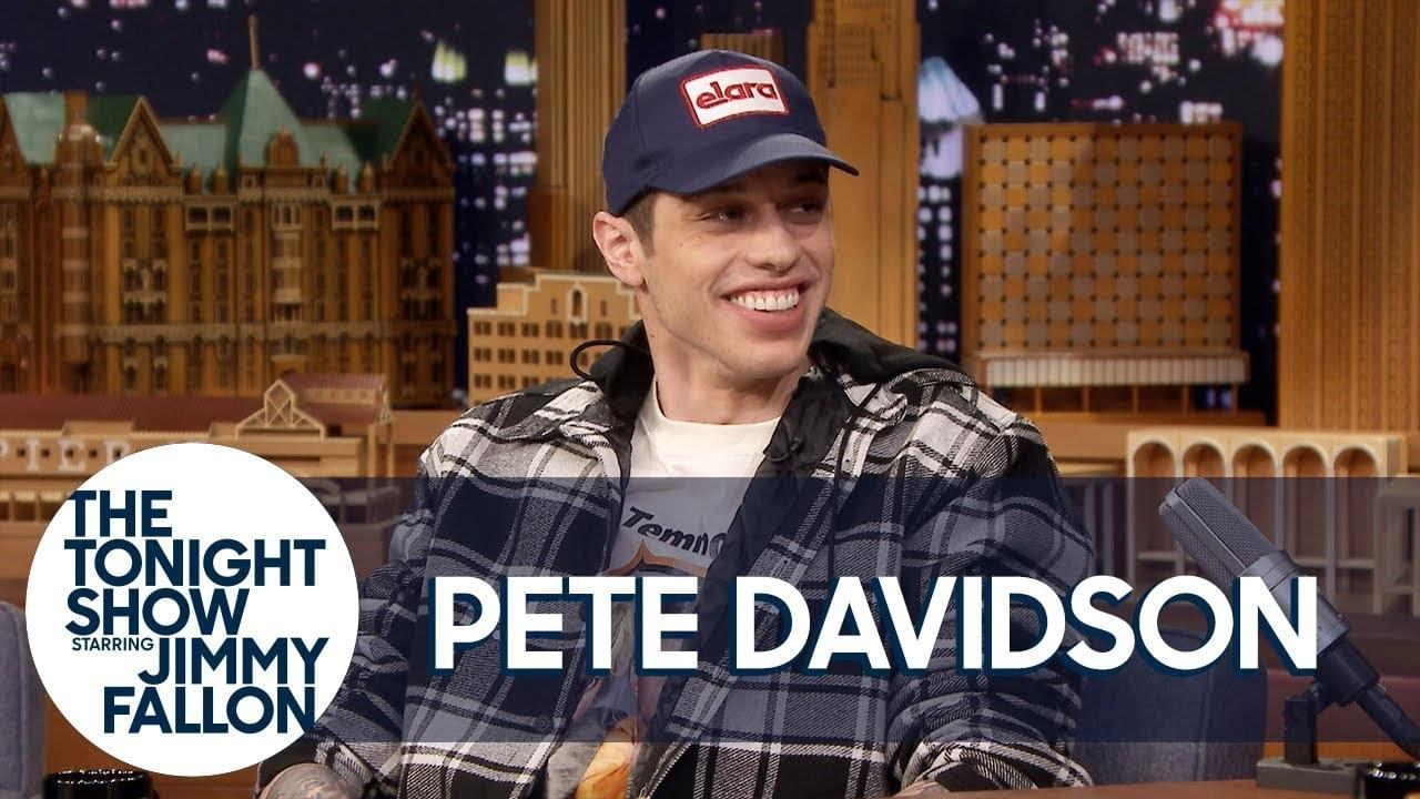 Pete Davidson  Engaged to Ariana Grande