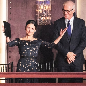 Julia Louis-Dreyfus receives the Mark Twain Prize for comedy