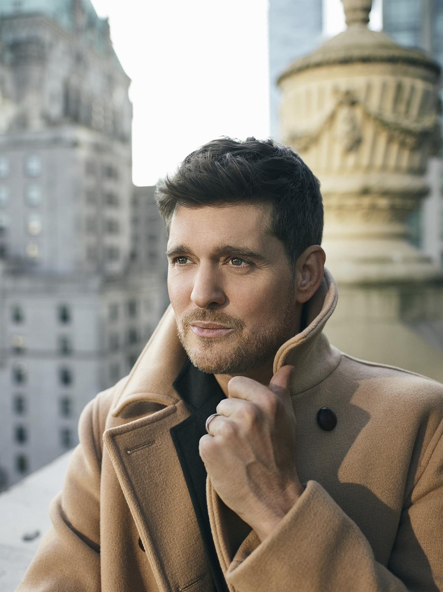 Win Tickets To The SOLD OUT Michael Buble Show + A Overnight Hotel Stay
