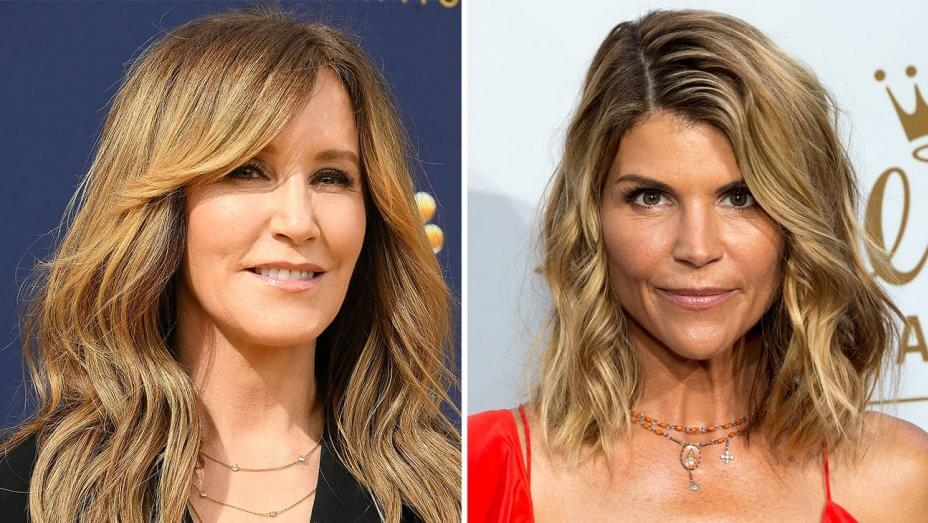 Felicity Huffman & Lori Loughlin Indicted for Allegedly Giving Bribes to Get Their Kids Into College.