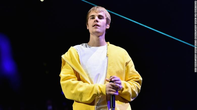 Justin Bieber Leaves Medical Building With IV Drip