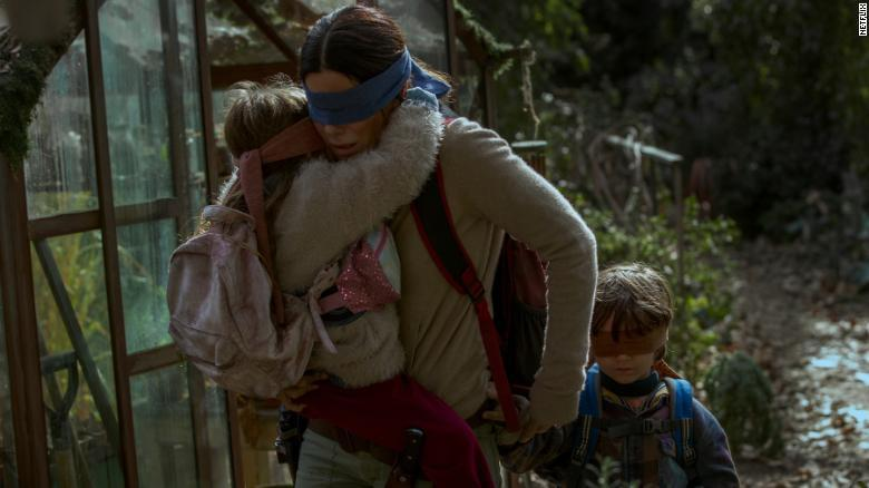 Netflix nixes 'Bird Box' crash footage after backlash