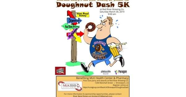 FREE Beer and Donuts At The Doughnut Dash 5K