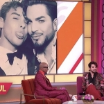 Adam Lambert Met His Boyfriend on Instagram