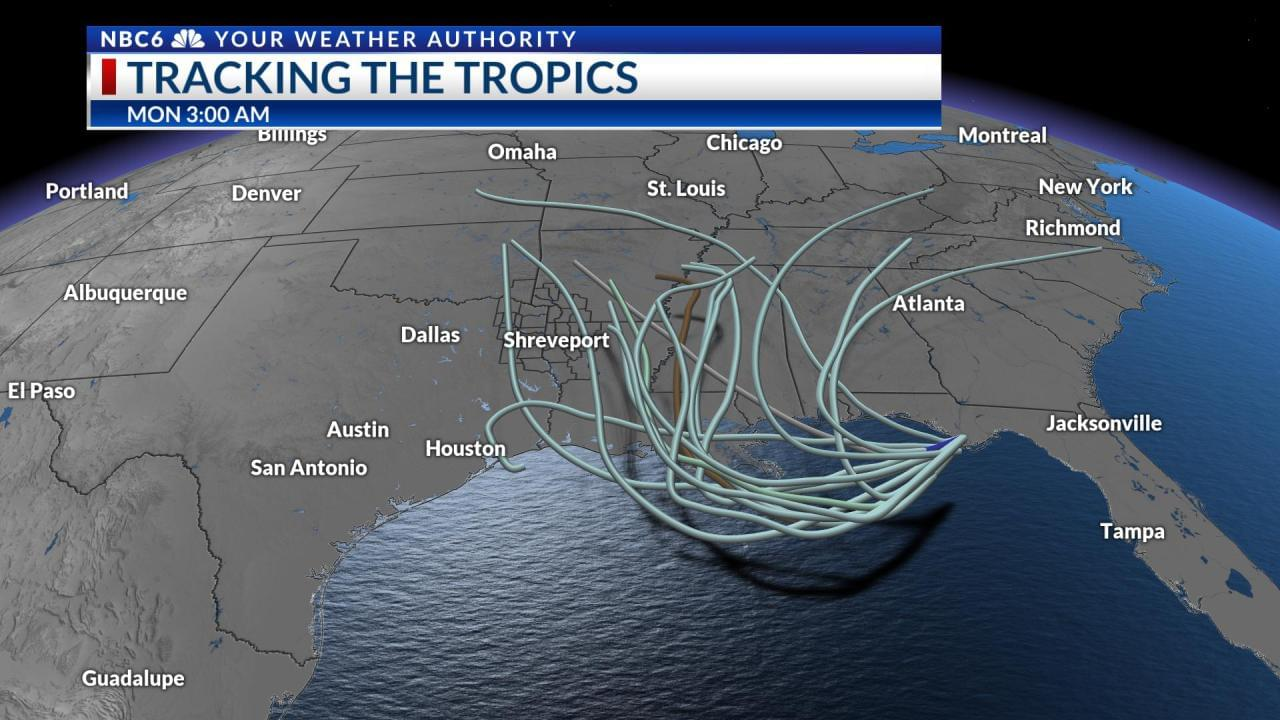 Gov. Edwards declares State of Emergency ahead of severe tropical weather