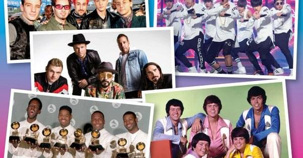 Are These The Top 10 Boy Bands Of All Time??