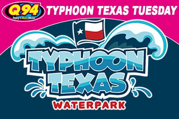 Typhoon Texas Tuesday