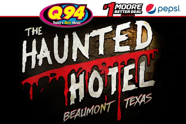 Haunted Hotel • 2019 Season • Downtown Beaumont