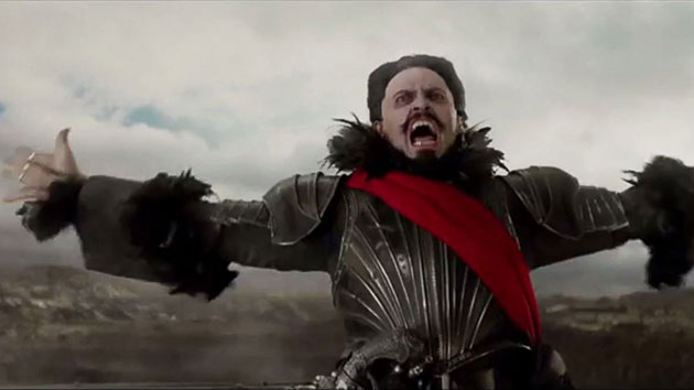 "Check Out Hugh Jackman as Blackbeard in First ""Pan"" Trailer"