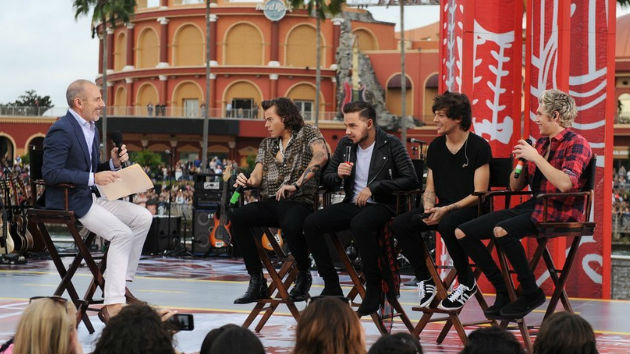 """1D's Zayn Malik """"Angry & Upset"""" at Matt Lauer's Questions About His """"Today"""" Show Absence?"""
