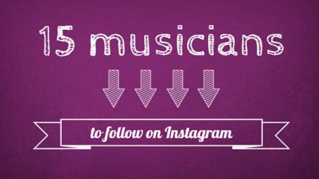 15 Musicians to Follow on Instagram