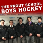 The Prout School Boys Hockey