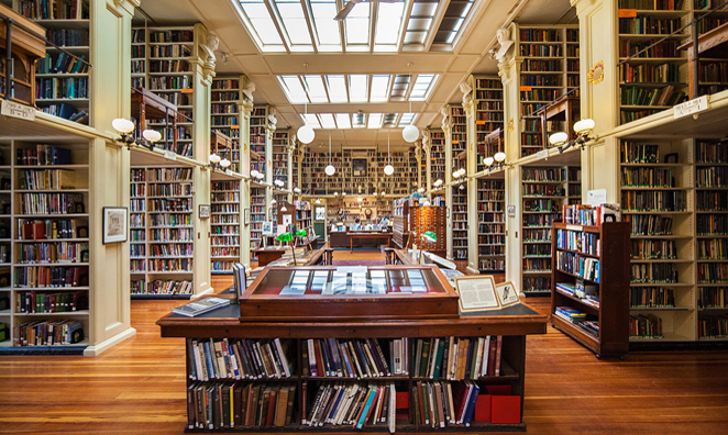 Providence Athenaeum Earns Spot on Conde Nast Traveler World's Most Beautiful Libraries List