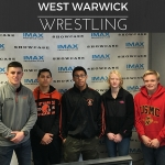 West Warwick Wrestling